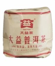 1601 大益 陈香雅韵 (357g) (熟饼) (2016)