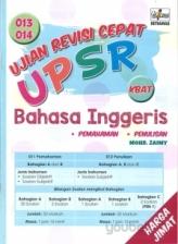 Setiamas Ujian Revisi Cepat UPSR Bahasa Inggeris