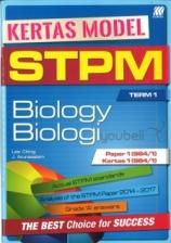 Sasbadi Kertas Model STPM Biologi (Term 1)