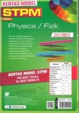 Sasbadi Kertas Model STPM Fizik (Term 3)