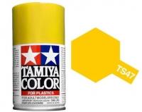 Tamiya Chrome Yellow Paint Spray TS-47