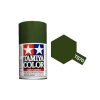 Tamiya Olive Drab (JGSDF) Paint Spray TS-70