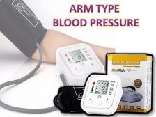 Arm Type Blood Pressure