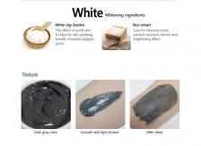 Secret Key BLACK OUT PORE MINIMIZING PACK - PORE TIGHTENING Close Face Pores 100G