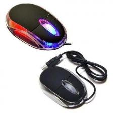 Sony Flashing USB Optical Mouse PC Laptop Mini Mouse Netbook Mice