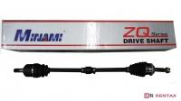 ZQ Driveshaft -  Proton Waja / Gen 2 [Long] A/T, M/T