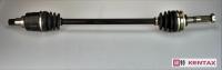 ZQ Driveshaft - Kancil 660 / 850 [M/T] [Short] CVJ-Kancil-Short-