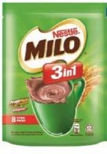 MILO 3in1 ActvGo Mixes Sticks 8 x 33g