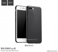 hoco iPhone 7 Plus Carbon Fiber Fibre Back Case Cover
