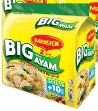 Maggi 2-Minn Big Chicken 5 x 108gm