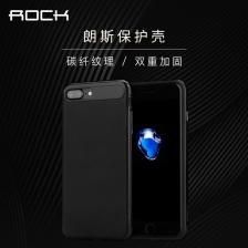 Rock Vision Carbon Fiber Texture iPhone 7 Plus Case Cover