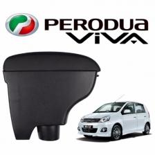 Perodua Viva Arm Rest - Black