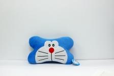 Doraemon Bone Neck Cushion