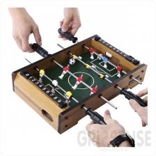 Funny Mini Size Table Soccer Competition Triumph Game Accessory