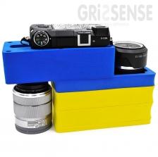 Caden P1 Universal Shockproof Camera Video Insert Storage Bag Liner