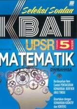 SASBADI Seleksi Soalan KBAT UPSR Tahun 5 Matematik