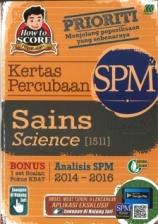 Kertas Percubaan SPM Sains
