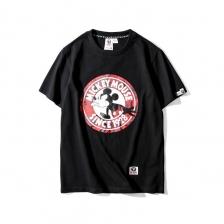 AAPE 'Disney Mickey 1982 Round Logo' T-Shirt