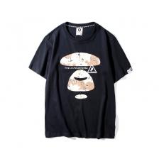 AAPE ' Vanilla Ape Foil Logo' T-Shirt