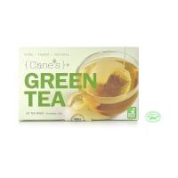 Cane's Green Tea+Cane's Tea Free Vacuum Flask