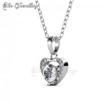 Forever Set Embellished with Crystal from Swarovski