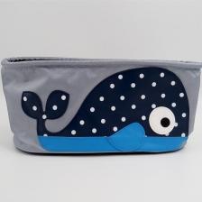 Cartoon Baby Stroller Organizer Bag or Pouch (Dolphin)