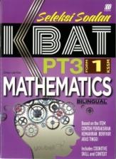 Sasbadi Seleksi Soalan PT3 Mathematics Tingakatan 1