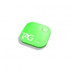 TAG La Bluetooth Tracker Key Finder Item Finder Anti lost alarm device for Security-Key Locator, Wallet Tracker, Phone Finder, Selfie Remote (GREEN)