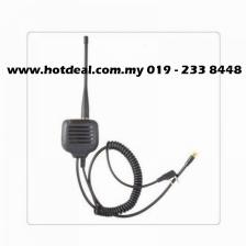 PTT Pump Mic Motorola With Antenna