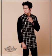 Baju Kurta Moden (Malik)