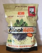 3 in 1 Set - Organic Purple Barley with Oat, Organic Lecithin & Organic Black Sesame