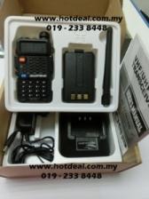 Walkie Talkie Baofeng uv-f8 plus dualband