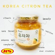 KOREA HONEY CITRON TEA HALAL 1kg