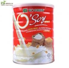 Biogreen O'Soy Plus Organic Soya Milk Powder 700g