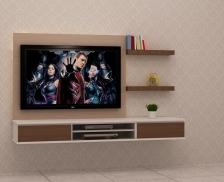 Kabinet TV Murah Quality Terbaik 6 FT model FELICIA-A Gerenti Beli Punya