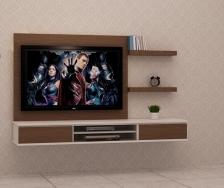 Kabinet TV Murah Quality Terbaik 6 FT model FELICIA-C Gerenti Beli Punya RM 1,600.00