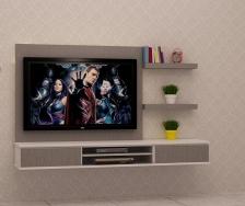 Kabinet TV Murah Quality Terbaik 6 FT model FELICIA-D Gerenti Beli Punya