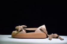 Puma Fenty x Rihanna Bow Creeper Sandals 'Natural/Oatmeal'