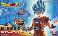 [Dragon Ball] Figure-rise Standard Super Saiyan God Super Saiyan Son Goku