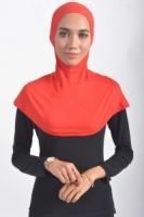 Anak Tudung Ninja Biasa (L) Red