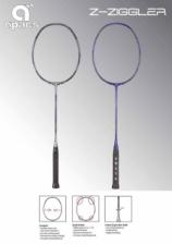 Z-ZIGGLER Badminton Racquet (BUY 1 FREE 1)