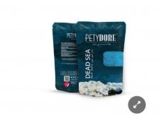 Petydore Dead Sea Bath Salt 250g Lavender - Pack Of 2