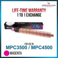 Compatible MPC3500 / 4500 Magenta Toner Cartridge For Ricoh