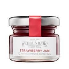 BEERENBERG STRAWBERRY JAM 30G