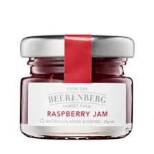 BEERENBERG RASPBERRY JAM 30G