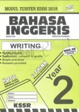 Didik Modul Tuisyen Edisi 2018 Bahasa Inggeris Writing Year 2