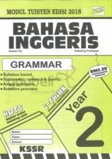 Didik Modul Tuisyen Edisi 2018 Bahasa Inggeris Grammar Year 2