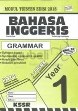 Didik Modul Tuisyen Edisi 2018 Bahasa Inggeris Grammar Year 1