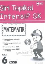 EPH Siri Topikal Intensif SK Matematik Tahun 6 KSSR