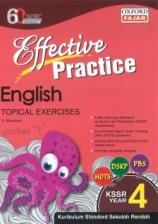 Oxford Fajar Effective Practice English KSSR Tahun 4